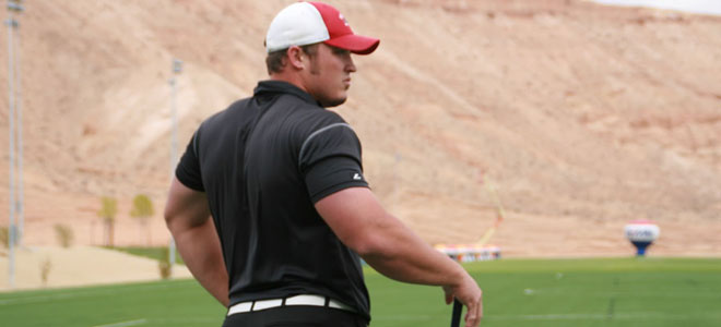 Building Muscle for Golf